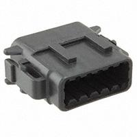 TE Connectivity Deutsch Connectors - DTM06-12SB - DTM PLUG ASM