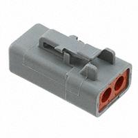 TE Connectivity Deutsch Connectors - DTP06-2S - DTP PLUG ASM