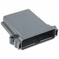 TE Connectivity Deutsch Connectors - EEC-325X4B - DTM ENCLOSURE BLK