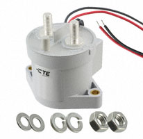 TE Connectivity Aerospace, Defense and Marine - EV200AAANA - RELAY CONTACTOR SPST 500A 12V