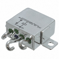 TE Connectivity Aerospace, Defense and Marine - FCA-125-19 - RELAY GEN PURPOSE SPDT 25A 28V