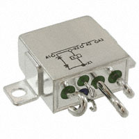 TE Connectivity Aerospace, Defense and Marine - FCA-125-24 - RELAY GEN PURPOSE SPDT 25A 28V
