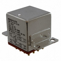 TE Connectivity Aerospace, Defense and Marine - FCA-410-1622M - RELAY GEN PURPOSE 4PDT 10A 28V