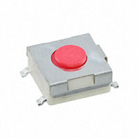TE Connectivity ALCOSWITCH Switches - FSM1LPAS - SWITCH TACTILE SPST-NO 0.05A 24V