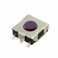 TE Connectivity ALCOSWITCH Switches - FSM2JELGEATR - SWITCH TACTILE SPST-NO 0.05A 12V