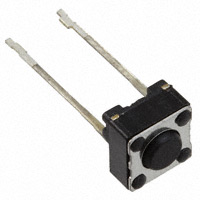 TE Connectivity ALCOSWITCH Switches - FSM2JRT - SWITCH TACTILE SPST-NO 0.05A 24V