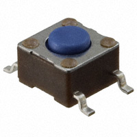 TE Connectivity ALCOSWITCH Switches - 1977223-1 - SWITCH TACTILE SPST-NO 0.05A 24V