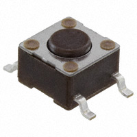 TE Connectivity ALCOSWITCH Switches - FSM2JSMLTR - SWITCH TACTILE SPST-NO 0.05A 24V