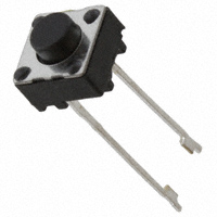 TE Connectivity ALCOSWITCH Switches - FSM4JRT - SWITCH TACTILE SPST-NO 0.05A 24V