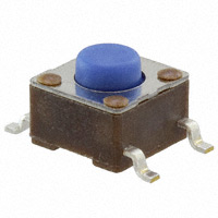 TE Connectivity ALCOSWITCH Switches - 1571563-8 - SWITCH TACTILE SPST-NO 0.05A 24V