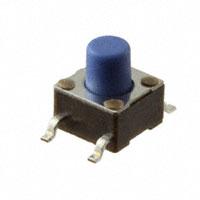 TE Connectivity ALCOSWITCH Switches - FSM6JSMLSTR - SWITCH TACTILE SPST-NO 0.05A 24V