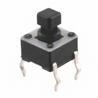 TE Connectivity ALCOSWITCH Switches - 1825967-2 - SWITCH TACTILE SPST-NO 0.05A 24V