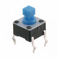 TE Connectivity ALCOSWITCH Switches - 1825967-1 - SWITCH TACTILE SPST-NO 0.05A 24V