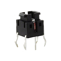 TE Connectivity ALCOSWITCH Switches - FSMIJ61AA04 - SWITCH TACTILE SPST-NO 50MA 12V