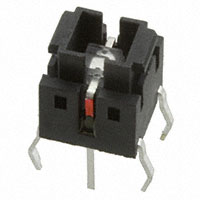 TE Connectivity ALCOSWITCH Switches - FSMIJ61AR04 - SWITCH TACTILE SPST-NO 50MA 12V