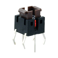 TE Connectivity ALCOSWITCH Switches - FSMIJ62AR04 - SWITCH TACTILE SPST-NO 50MA 12V