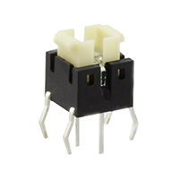 TE Connectivity ALCOSWITCH Switches - FSMIJ63AR04 - SWITCH TACTILE SPST-NO 50MA 12V