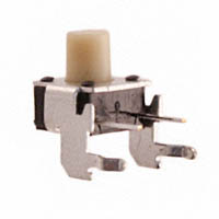 TE Connectivity ALCOSWITCH Switches - 1-1825027-4 - SWITCH TACTILE SPST-NO 0.05A 24V