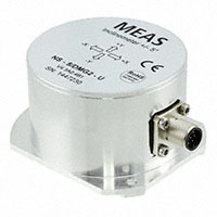 TE Connectivity Measurement Specialties - G-NSDMG-015 - INCLINOMETER 2-AXIS 5DEG MOD
