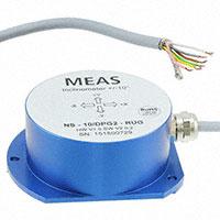 TE Connectivity Measurement Specialties - G-NSDPG2-001 - INCLINOMETER 2-AXIS 10DEG MOD