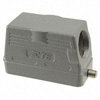 TE Connectivity AMP Connectors - H16B-TS-RO-M32 - CONN HOOD SIDE ENTRY SZ16B M32