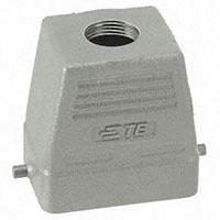 TE Connectivity AMP Connectors - H6B-TG-PG13.5 - CONN HOOD TOP ENTRY SZ6B PG13.5