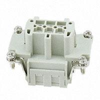 TE Connectivity AMP Connectors - HE-006-FC - INSERT FEMALE 6POS CRIMP