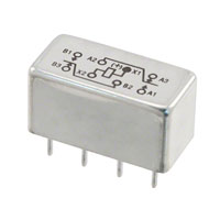 TE Connectivity Aerospace, Defense and Marine - 5-1617032-8 - RELAY GEN PURPOSE DPDT 2A 26.5V