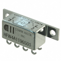 TE Connectivity Aerospace, Defense and Marine - 1617036-4 - RELAY GEN PURPOSE DPDT 4A 26.5V