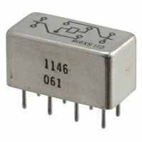 TE Connectivity Aerospace, Defense and Marine - HFW4A1201K00 - RELAY GEN PURPOSE DPDT 4A 26.5V