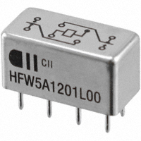 TE Connectivity Aerospace, Defense and Marine - HFW5A1201K00 - RELAY GEN PURPOSE DPDT 5A 26.5V
