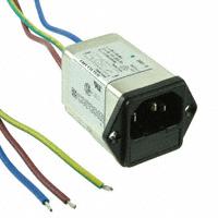 TE Connectivity Corcom Filters - 6609116-5 - PWR ENT MOD RCPT IEC320-C14 PNL