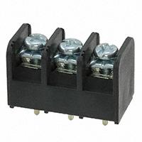 """TE Connectivity AMP Connectors - JC6-P108-03 - CONN BARRIER STRIP 3CIRC 0.375"""""""