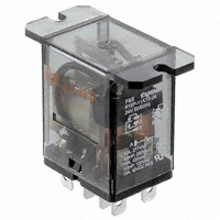 TE Connectivity Potter & Brumfield Relays - K10P-11AT5-24 - RELAY GEN PURPOSE DPDT 15A 24V