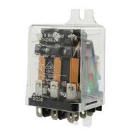 TE Connectivity Potter & Brumfield Relays - KUIP-14D55-24 - RELAY GEN PURPOSE 3PDT 10A 24V