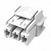 TE Connectivity AMP Connectors - 1-1971773-3 - CONN HOUSING PLUG 3POS 6MM