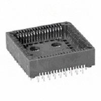 TE Connectivity AMP Connectors - 1571541-1 - CONN SOCKET PLCC 44POS TIN