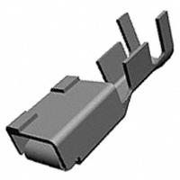TE Connectivity AMP Connectors - 179955-6 - CONN RCPT 14-16AWG CRIMP SILVER