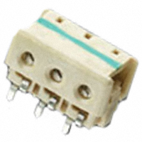 TE Connectivity AMP Connectors - 2106751-3 - CONN IDC HOUSING 3POS 18AWG T/H