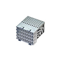 TE Connectivity AMP Connectors - 2170903-1 - RECEPTACLE HM-EZD+,4PAIRS 10COLS