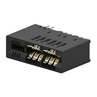 TE Connectivity AMP Connectors - 2214934-3 - MULTI-BEAM CE 2X2 P + 2X4 S VERT