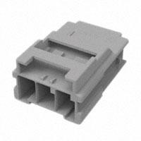 TE Connectivity AMP Connectors - 5-1971771-3 - CONN RCPT HOUSING 3POS 6MM