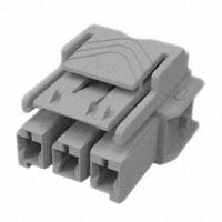 TE Connectivity AMP Connectors - 5-1971773-3 - CONN PLUG HOUSING 3POS 6MM