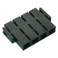 TE Connectivity AMP Connectors - 556879-6 - CONN HSG PLUG 6POS 11.18MM BLACK