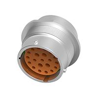 TE Connectivity Deutsch Connectors - HD34-24-21SN - CONN RCPT HSG FMALE 21POS PNL MT