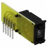 TE Connectivity ALCOSWITCH Switches - 3-1437601-2 - SWITCH THUMB BCD COMP 0.4VA 20V
