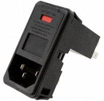 TE Connectivity Corcom Filters - PS000D000 - PWR ENT MOD RCPT IEC320-C14 PNL
