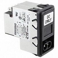 TE Connectivity Corcom Filters - PS000DD6D - PWR ENT MOD RCPT PANEL QC