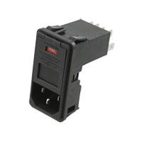 TE Connectivity Corcom Filters - PS00XD000 - PWR ENT MOD RCPT IEC320-C14 PNL