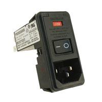TE Connectivity Corcom Filters - PS0SSS000 - PWR ENT MOD RCPT IEC320-C14 PNL